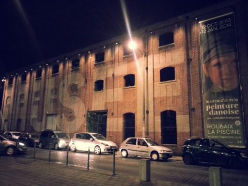 façade de la Piscine de Roubaix